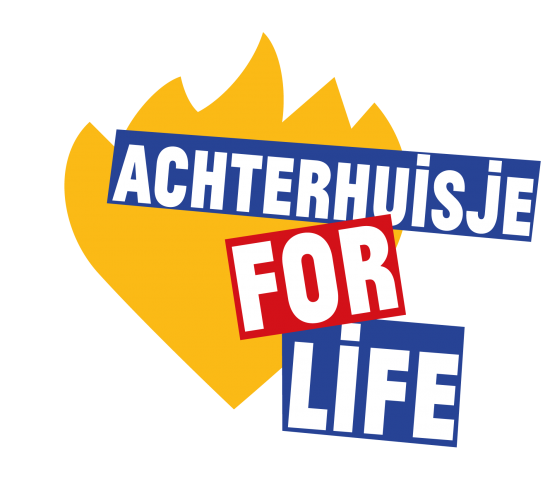Achterhuisje For Life