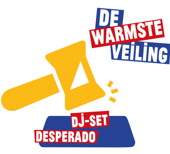 DJ-set Desperado