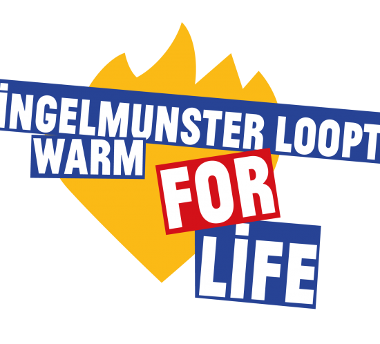 Ingelmunster Loopt Warm For Life