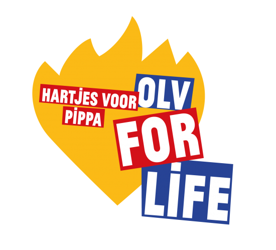 OLV For Life Hartjes Voor Pippa
